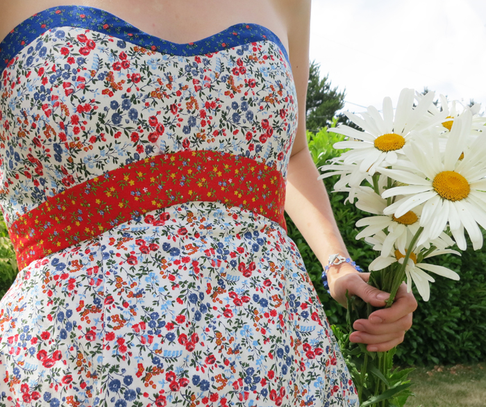 red white and blue kat sundress 5