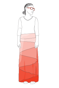 conifer skirt